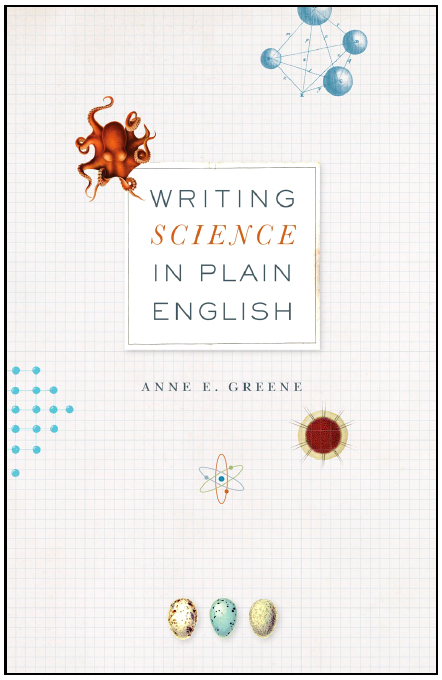 Writing Science In Plain English - Book Cover